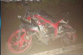 Hantam truk pengangkut pasir, pengendara sepeda motor tewas ditempat