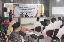Sukseskan Pilkada 2020, KPU HST lantik 55 anggota PPK