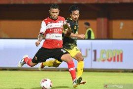 Liga 1: Madura United sikat Barito Putera 4-0