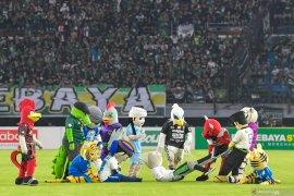 Tim-tim promosi petik poin di pekan pembuka Liga 1