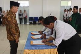 """KPU : PPK Kapuas Hulu harus miliki """"4 On"""" sukseskan Pilkada 2020"""
