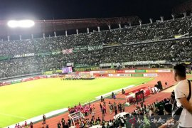 Liga 1: Persebaya vs Persik, Makan Konate sandang ban kapten