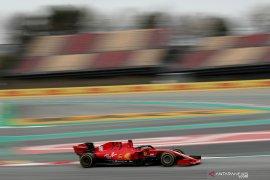Jelang seri pembuka F1 2020,  Ferrari masih harus banyak berbenah