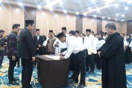 KPU Medan lantik 105 anggota  PPK
