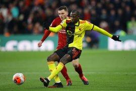 Lima senjata Watford tumbangkan Liverpool