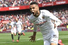 Laga Sevilla vs Real Betis awali La Liga Spanyol