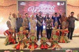 """27 penyelenggara pernikahan ikuti pameran """"Bekasi Wedding Expo"""""""
