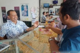 Harga emas di Meulaboh Aceh Barat capai Rp2,4 juta/mayam