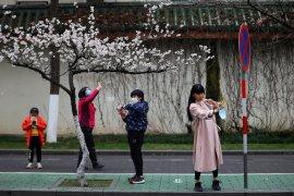 Laporan kasus baru corona di China turun drastis pada 1 Maret