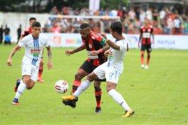 Liga 1: Persipura kalahkan PSIS 2-0