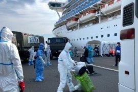 Dua WNI kru kapal Diamond Princess sempat positif COVID-19 sudah sembuh