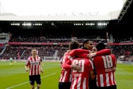 Liga belanda, PSV berbagi satu angka dengan Feyenoord