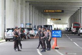 TNI-Polri  gelar pengamanan jelang kedatangan 69 WNI  ABK Diamond Princess