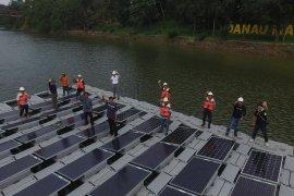 Sky Energy Indonesia dan Universitas Indonesia bangun PLTS terapung