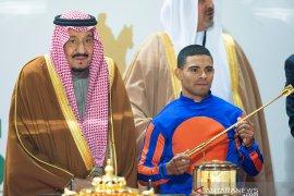 Arab Saudi mengumumkan adanya kasus pertama corona