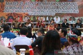 Karolin ajak masyarakat adat berperan dalam Omnimbus Law