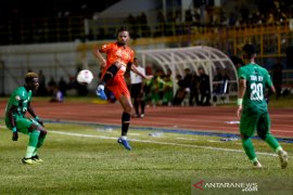 Persiraja imbang lawan Bhayangkara FC