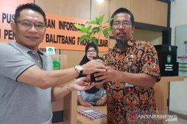 Balitbang Kalbar bantu pengurusan HAKI teknik akupunktur tumbuhan alpukat
