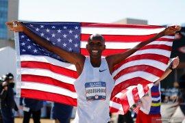 Pelari 43 tahun raih tiket Olimpiade untuk kelima kalinya