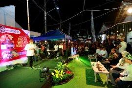 Festival Pasar Wisata Kuliner Banyuwangi untuk mendongkrak perekonomian masyarakat