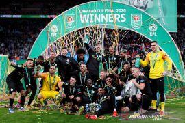 Manchester City ke perempatfinal Piala FA