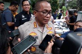 Polisi bekuk delapan wartawan gadungan pemeras guru