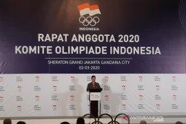 NOC Indonesia ajak induk organisasi olahraga menjemput Olimpiade 2032