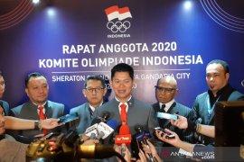 Indonesia tetap dukung tuan rumah Olimpiade 2020 kendati corona merebak
