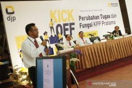 Kanwil DJP Sumut I sosialisasikan perubahan tugas dan fungsi kantor pelayanan pajak pratama