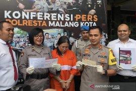 Polisi tangkap pelaku penjualan properti bodong di Kota Malang