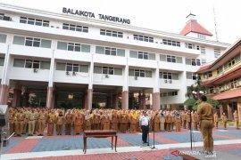 Wali kota Tangerang minta 257 PNS baru tidak bertugas berdasarkan ego