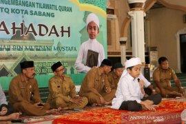 Wakil Wali Kota Sabang: Aceh harus jadi lumbung generasi qurani.