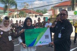 25 honorer Kejari Pandeglang resmi jadi peserta BPJAMSOSTEK