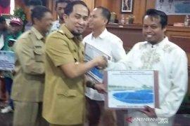 """Penajam Kembangkan Budidaya Perikanan Air Tawar Metode """"Bioflok"""""""