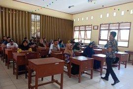 Bawaslu Kabupaten Bangka Tengah awasi rekrutmen anggota PPS