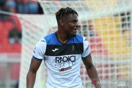 Hat trick Duvan Zapata bawa  Atalanta mengamuk di markas Lecce 7-2