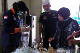 Nol kasus diare, seluruh sajian dapur umum Haul Guru Sekumpul layak konsumsi