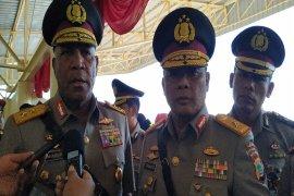 Mobil patroli Polsek Tembagapura ditembak KKB, anggota Polri terluka