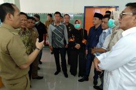 Komisi IV minta pihak RSUD Raden Mattaher terus tingkatkan pelayanan