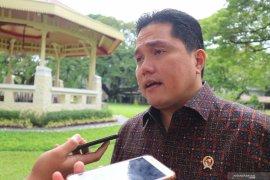 Erick Thohir dorong Bio Farma pengembangan vaksin Corona