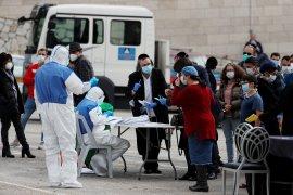 Menteri kesehatan Israel dan istri juga didiagnosa virus corona