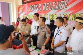 Polresta Tangerang ancam 15 tahun penjara pemerkosa anak tiri