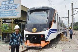 Kereta api pesenan Filipina