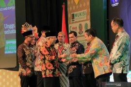 Wali Kota Arief terima penghargaan Kepala Daerah Pelopor Rumah Sakit Syariah