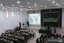 Berkunjung ke Polbangtan Medan, Guru Besar IPB  berpesan petani millenial harus presisi