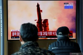 Presiden Korsel Moon Jae-in tunggu tanggapan Korut untuk pembicaraan damai