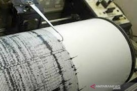 Gempa 6,6 SR guncang Kuta Selatan