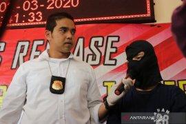 Aparat Polresta Tangerang bekuk pelaku kekerasan seksual terhadap anak