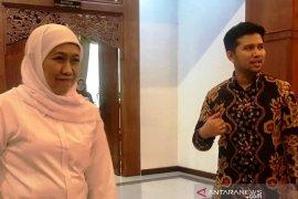 """Tiara didoakan Gubernur dan Wagub Jatim jadi  juara """"Indonesian Idol"""" 2020"""