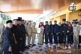 Pemkab Bangka 'Ngopi' bareng anggota DPRD